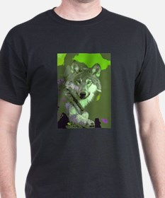 Funny Wild animals collage T-Shirt