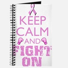 KeepCalmFightOn Journal