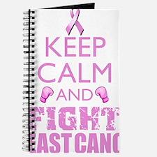 KeepCalmFightBreastCancer Journal
