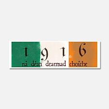Ireland Flag 1916 Easter Rising Car Magnet 10 x 3