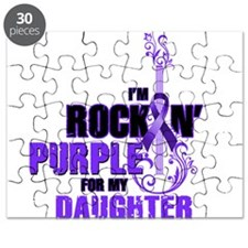 RockinPurpleForDaughter Puzzle
