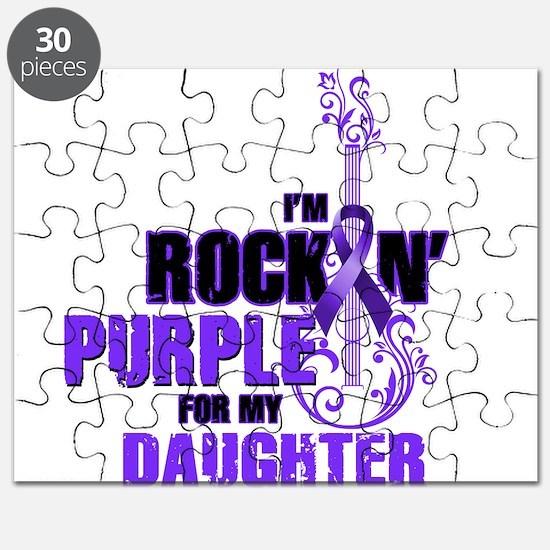 RockinPurpleForDaughter Puzzle