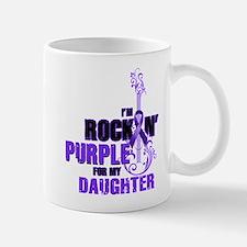 RockinPurpleForDaughter Mugs