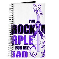 RockinPurpleForDad Journal