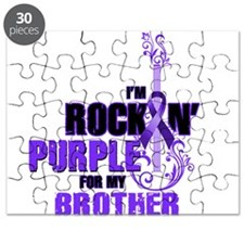 RockinPurpleForBrother Puzzle
