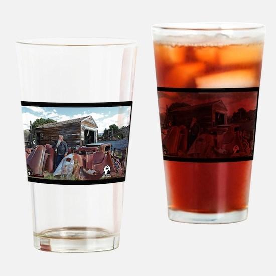 Bo Huff 2 Drinking Glass