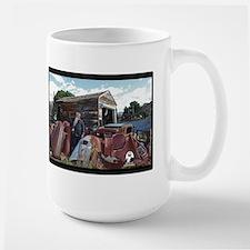 Bo Huff 2 Mugs