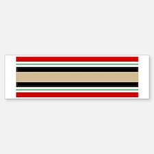 Iraq War Veteran Bumper Bumper Sticker