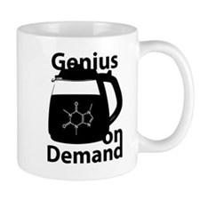 Genius On Demand Mugs