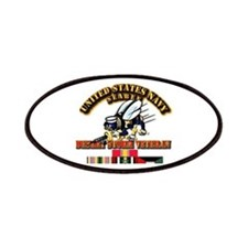Navy - Seabee - Desert Storm Vet Patches