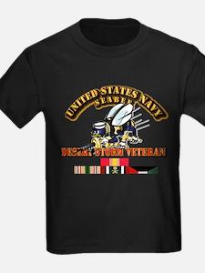 Navy - Seabee - Desert Storm Vet T