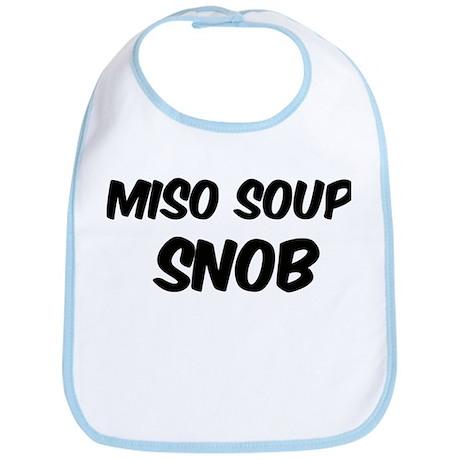 Miso Soup Bib