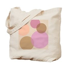 Overlapping Circles Tote Bag