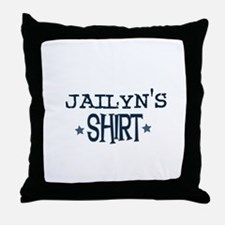 Jailyn Throw Pillow