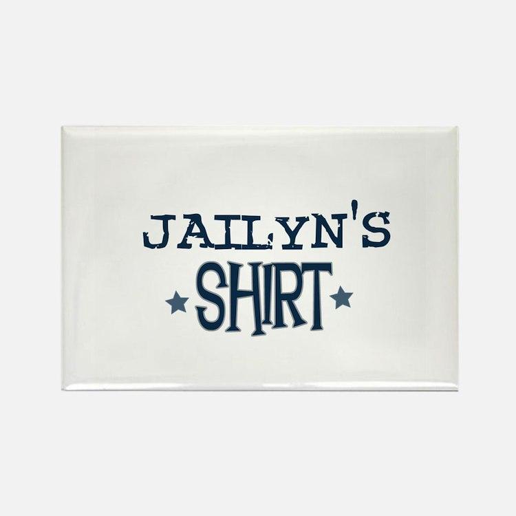 Jailyn Rectangle Magnet
