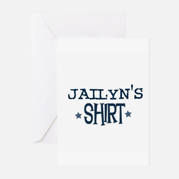 Jailyn Greeting Cards (Pk of 10)