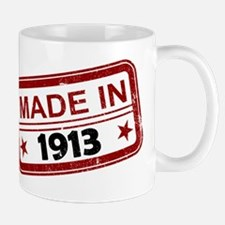 Stamped Made In 1913 Mug