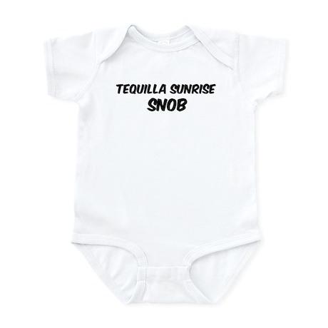Tequilla Sunrise Infant Bodysuit