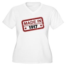 Stamped Made In 1917 T-Shirt