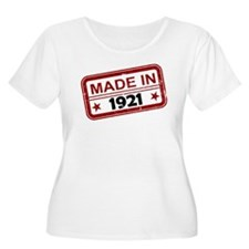 Stamped Made In 1921 T-Shirt