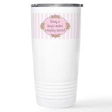 Cute Yiayia Travel Mug