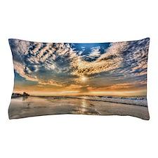 Folly Beach Pillow Case