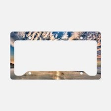 Folly Beach License Plate Holder
