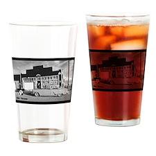Bo Huff Museum 2 Drinking Glass