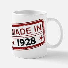 Stamped Made In 1928 Mug