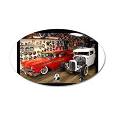 Bo Huff Museum 3 Wall Decal