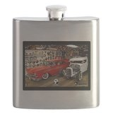 Ford mercury Flasks