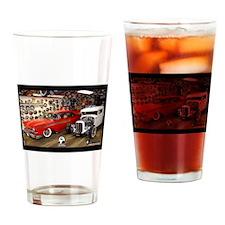 Bo Huff Museum 3 Drinking Glass