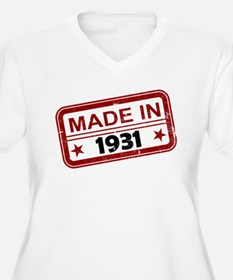 Stamped Made In 1931 T-Shirt