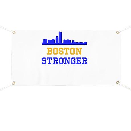 Boston Stronger Banner