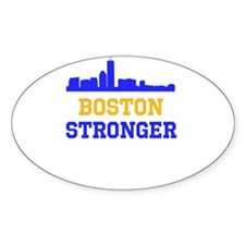 Boston Stronger Decal