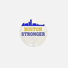 Boston Stronger Mini Button (10 pack)