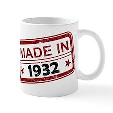 Stamped Made In 1932 Mug