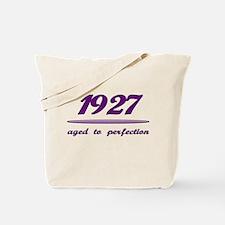 Perfect 1927 Tote Bag