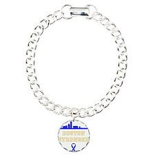 Boston Stronger Ribbon Bracelet