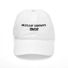 Meatloaf Sandwich Baseball Cap