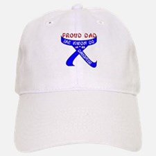 TKD Dad Daughter Baseball Baseball Cap