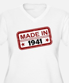 Stamped Made In 1941 T-Shirt