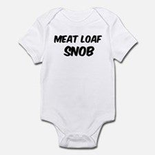 Meat Loaf Infant Bodysuit