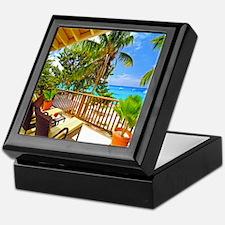 Tropical Delight Keepsake Box