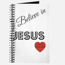 believe jesus Journal