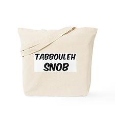Tabbouleh Tote Bag