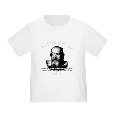 Galileo Galilei 02 Toddler T-Shirt