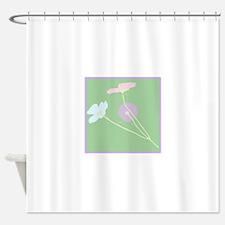Pastel Bouquet Shower Curtain