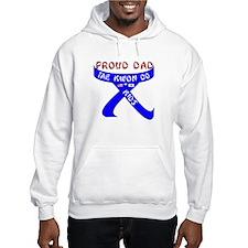 TKD Dad Kid Hoodie