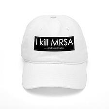 I kill MRSA Baseball Cap
